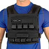 Box 45 Lb Weightvest (Black)