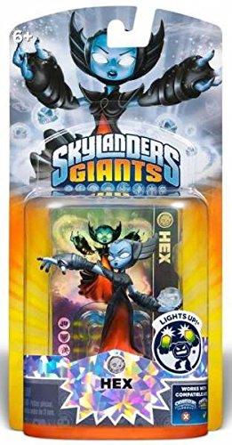 Skylanders Giants Light Core Hex (W5.0) Single - [Edición: Francia]
