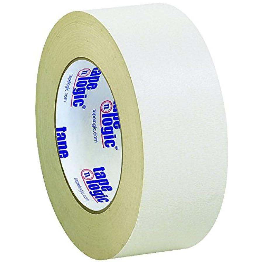 Aviditi T9571003PK Tan Tape Logic Double Sided Masking Tape, 7 mil, 2