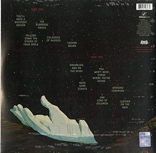 In The Morse Code Of Brake Lights [LP]