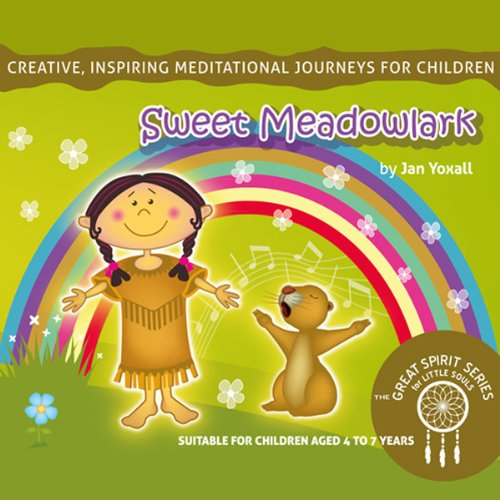 Sweet Meadowlark audiobook cover art