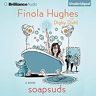 Soapsuds audiobook cover art