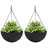 Large Hanging Planters for Outdoor...