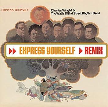 Express Yourself (DMD Maxi Single)