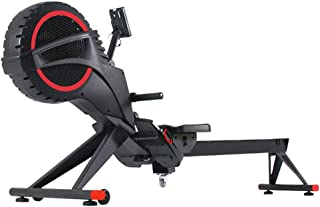 Rowing Machine,Multifunctional Foldable Rowing Machine 8 Levels of Resistance Adjustment,Rowing Machine for Home Use Fitne...