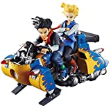Megahouse Dragon Ball Z: Real McCoy Androids #17 & #18 Statu