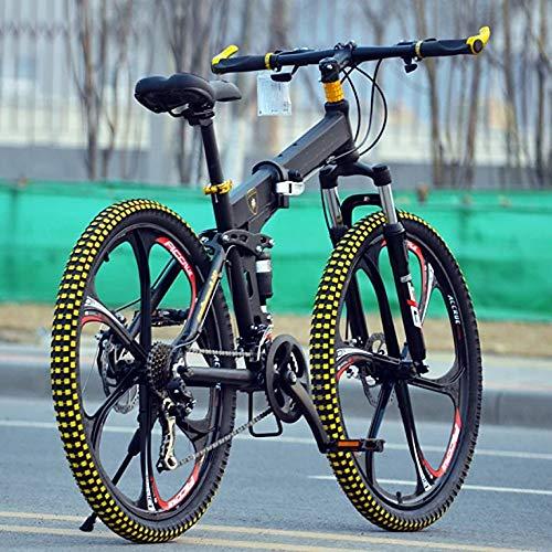 WYX Mountainbike Faltrad Fahrrad 27 Geschwindigkeit 26