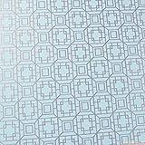 YHXY Papel Pintado, Vinilo PVC Blanco/Gris Granito Papel Pintado Grueso Muebles Etiqueta Impermeable Anti-Aceite A Prueba de Humedad Encimera Rollo de plástico 53cmx10m