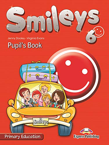 Smileys 6 Primary Education Pupil's Pack (Spain)