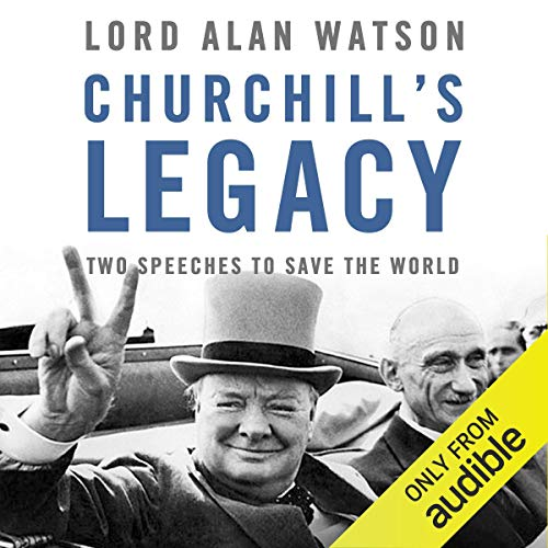 Churchill's Legacy audiobook cover art