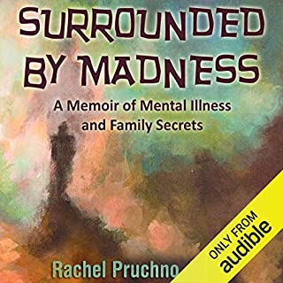 Surrounded by Madness audiobook cover art