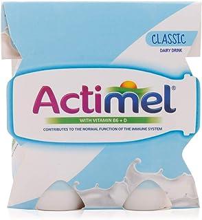 actimel Classic Dairy  4 x 93 ml