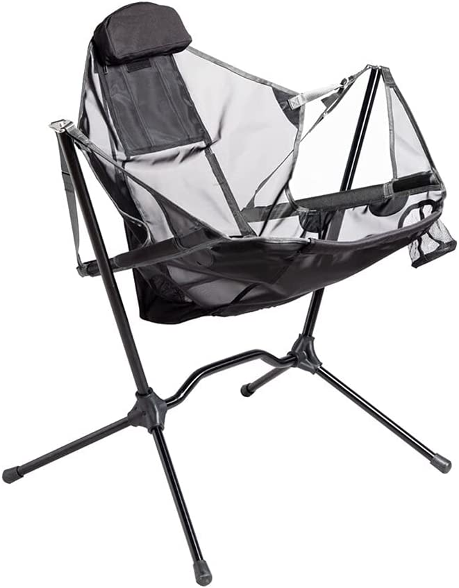 Portable Heavy Duty Outdoor Folding Max 87% OFF Alumin Selling and selling Swings Chairs Camping