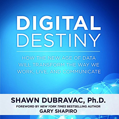 Digital Destiny audiobook cover art