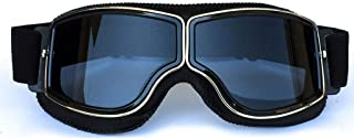HO Riding Glasses Harley Retro Helmet Glasses Offroad Motorcycle Sport Parkour Glasses Retro Glasses,C