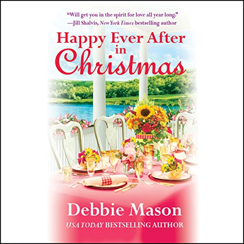 Happy Ever After in Christmas audiobook cover art