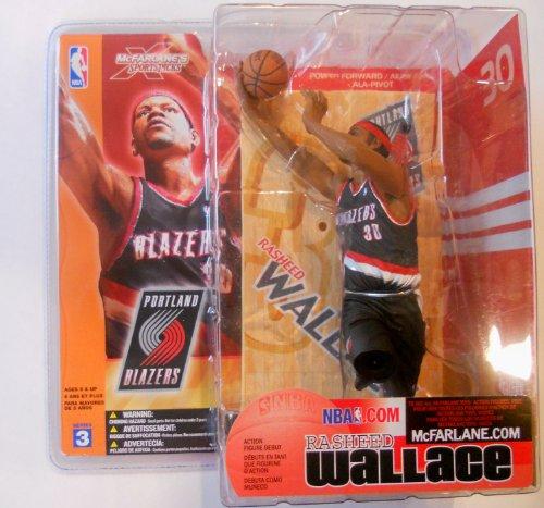 NBA Figur Serie III (Rasheed Wallace) [Import allemand]