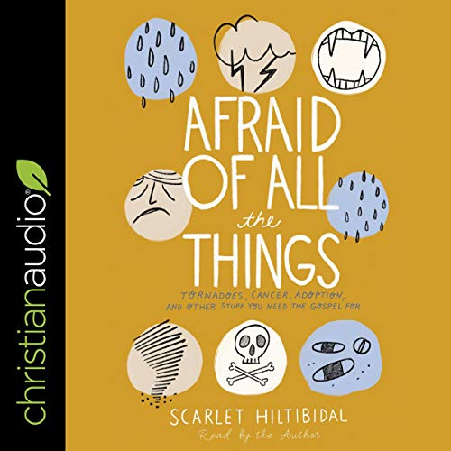 Afraid of All the Things cover art