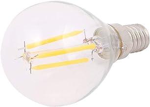 X-DREE G45 Edison Style Vintage LED Filament Light Bulb AC220V 4W E14 2200K Warm White (6f76fe0d-a222-11e9-8d7c-4cedfbbbda4e)