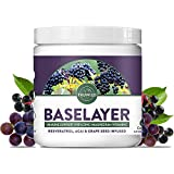 TRUWILD Baselayer Immune Support & Antioxidant Supplement | with Vitamin C, Zinc, Magnesium, Resveratrol, Cranberry, Acai & Grape Seed Extract | Vegan | Non GMO | 60 Capsules