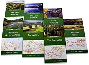 50 Walks In The North Yorkshire