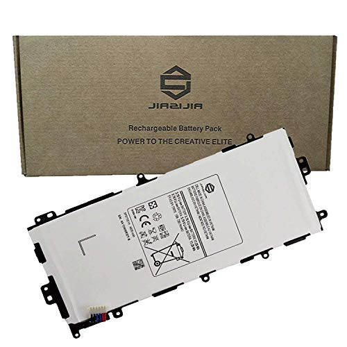 JIAZIJIA SP3770E1H Laptop Tablet Battery Replacement for Samsung Galaxy Note 8.0 GT-N5110 N5100 N5105 N5120 Series Notebook SGH-i467 3.75V 17.25Wh 4600mAh