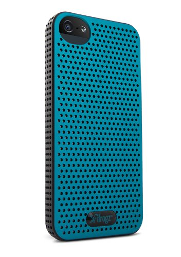 iFrogz Breeze Case for Apple iPhone 5 / iPhone 5S / iPhone 5SE - Teal/Black