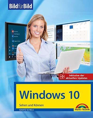 Windows 10 Bild für Bild inkl. System Tuner Software Gratis. Komplett in Farbe. Ideal für Einsteiger Bundle
