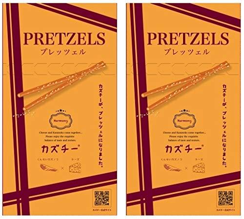 【北海道限定】カズチー プレッツェル 45g×2箱