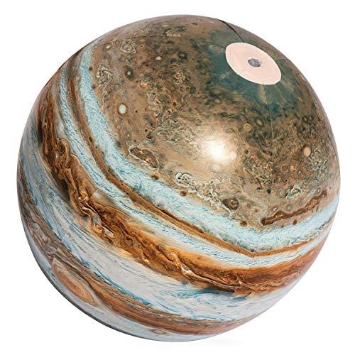 Bestway Wasserball Jupiter Glowball, mit LED-Licht 61 cm