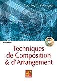 Techniques de composition et d'arrangement (1 Livre + 1 CD)