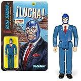 Legends of Lucha Libre Blue Demon Jr in Suit Reaction Figure