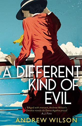 Wilson, A: Different Kind of Evil (Agatha Christie 2)