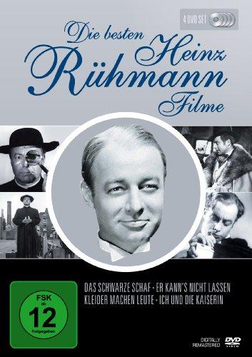 Heinz Rühmann - Die besten Heinz Rühmann Filme [4 DVDs]