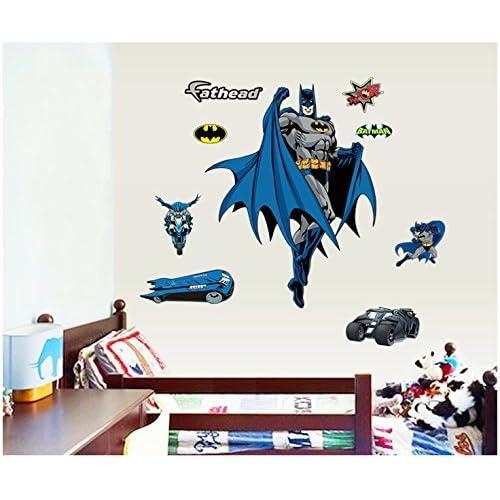 Batman Bedroom Decor Amazon Co Uk