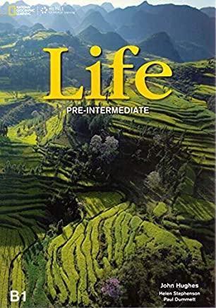 Life. Pre-intermediate. Students book. Per le Scuole superiori. Con DVD-ROM. Con e-book. Con espansione online: Life Pre-Intermediate Students Book + DVD [Lingua inglese]: 3
