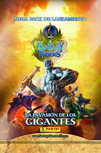 Panini- Megapack Fantasy Riders 2. La invasión de los Gigantes (003818SPE2)