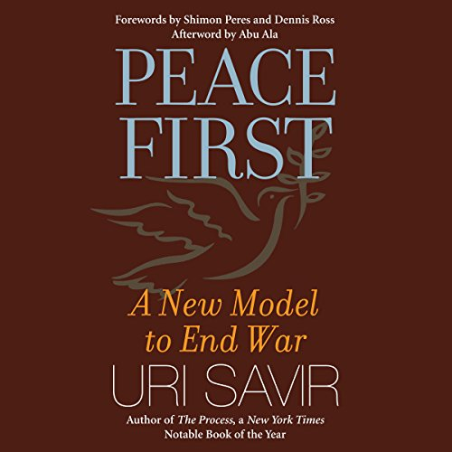 Peace First cover art