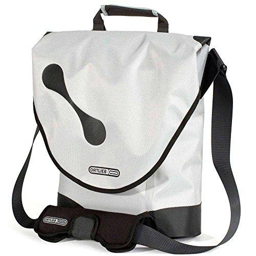 Ortlieb Tasche mit Schultertragegurt, City-Shopper, grau/schwarz