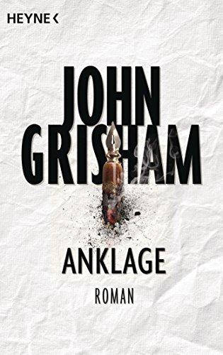 Anklage: Roman by John Grisham (2016-07-11)
