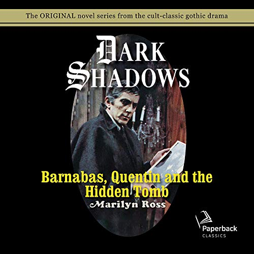 Barnabas, Quentin and the Hidden Tomb Titelbild