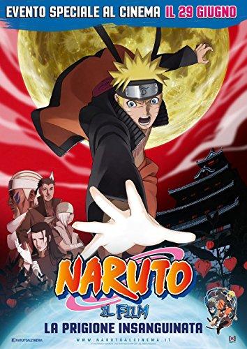 Naruto Il Film - La Prigione Insanguinata