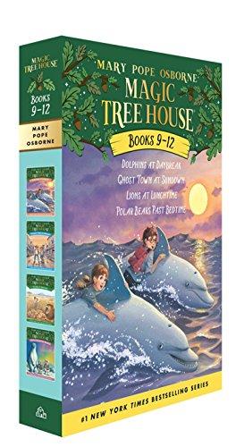 Magic Tree House Volumes 9-12 Boxed Set (Magic Tree House (R))の詳細を見る