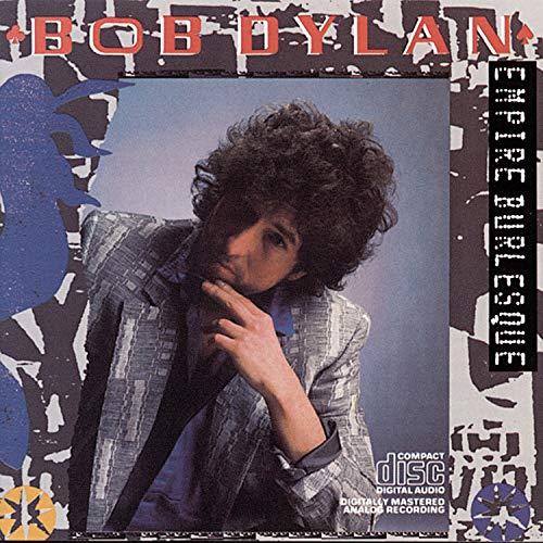 Dylan,Bob: Empire Burlesque (Audio CD)