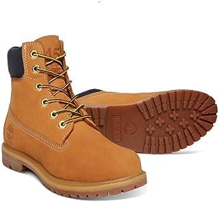 Timberland Ladies 6-Inch Premium Waterproof Wheat Boots Size 7 A1SI1WHEATSZ7