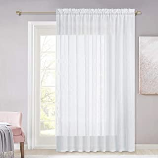net curtains that look like vertical blinds