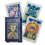 AGMuller- tarocchi Crowley, Multicolore, EX184