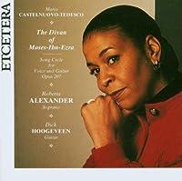 Mario Castelnuovo-Tedesco: Music for Voice and Guitar by Roberta Alexander - soprano (2006-10-01)