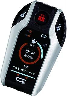 FidgetKute Motorcycle Anti Theft Device Security Alarm System Engine Start Remote Alarm