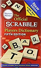 [By Merriam-Webster ] The Official Scrabble Players Dictionary, 5th Edition (Paperback)【2018】by Merriam-Webster (Author) (Paperback)